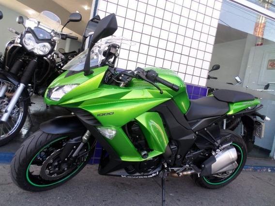Kawasaki Ninja 1000 Abs Verde