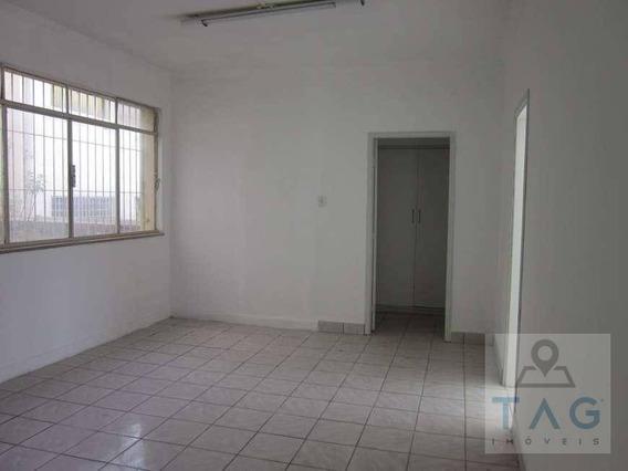 Sala Comercial Para Venda Com 80 Metros Quadrados No Centro Em Campinas - Sp. - Sa0086
