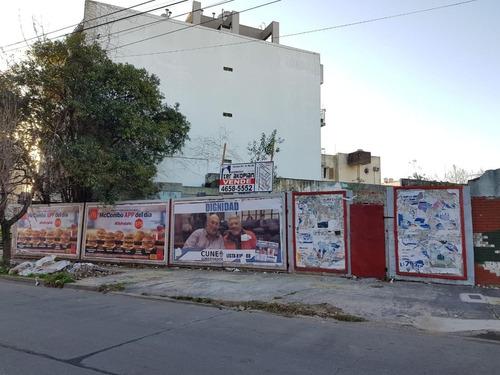 Imagen 1 de 4 de Terreno En Venta En Villa Sarmiento