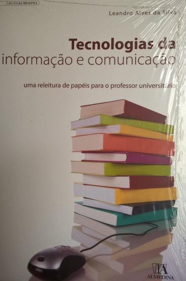 Livro Tecnologias Da Informação Comunicação Pf Universitario