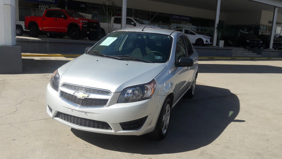 Chevrolet Aveo Lt Ta 2018