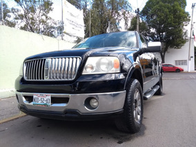 Pick Up Lincoln Mark Lt, Doble Cabina 2006, Impecable, Piel