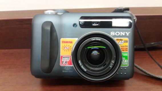 Sony Dsc-s85 Cybershot 4.1 Mp Câmera Digital Still W/3xzoom