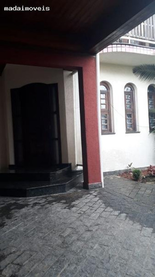 Casa Para Locação Em Mogi Das Cruzes, Parque Santana, 3 Dormitórios, 3 Suítes, 4 Banheiros, 2 Vagas - 2536_2-1019887