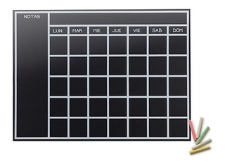 Oferta Calendario Pizarrón Betterware Incluye 5 Gises 19706