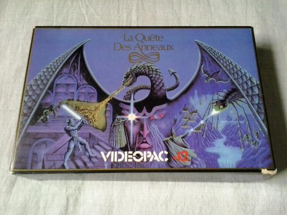 La Quete Des Anneaux Cartucho Jogo Odyssey Videopac 42