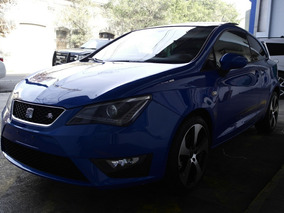 Seat Ibiza 1.4 Fr Turbo Speed Edition At Coupe