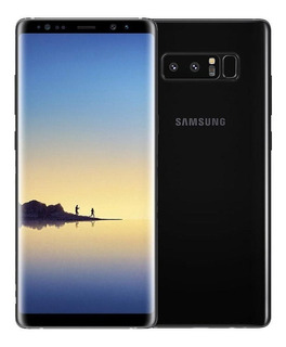 Samsung Galaxy Note8 64 Gb Negro Medianoche 6 Gb Ram Samsung