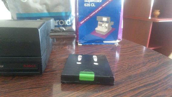 Polaroide Completissima Cl 635 Com Bolsa Como Nova