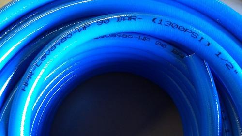 Mangueira Lava Rapido Azul + Flexivel 1300psi 10mt