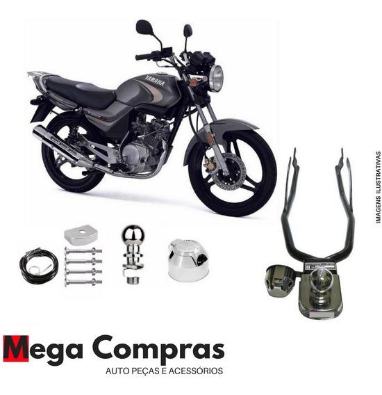 Engate Para Reboque Moto Yamaha Ybr 125 Homol. Promoção