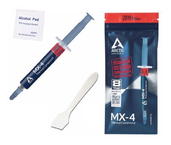 Pasta Termica Mx-4 Arctic Cpu, Ps4 Gpu 4g Original Lacrada