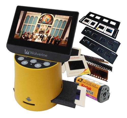 Convertidor De Negativos A Digital Titan 8-in-1 20mp