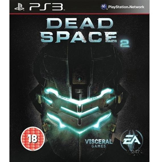 Dead Space 2 Ps3 - Mídia Física | Nf E Garantia Playgorila