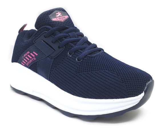 Zapatillas Tonificadoras Adelgazar C/plataforma, No Step Gym