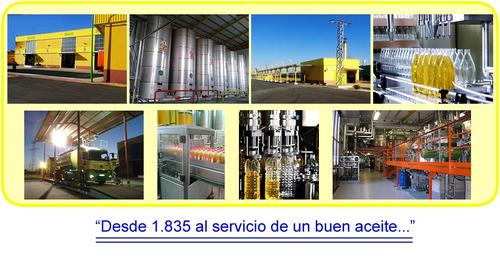Vendo Refineria Aceite Olivos ( Toledo. España )