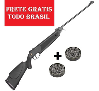 Carabina Pressão Chumbinho Rossi Nova Dione 2017 5.5mm