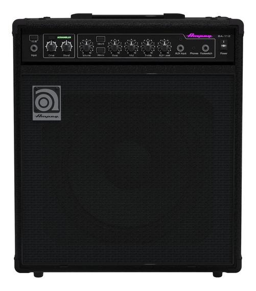 Amplificador Bajo Ampeg Ba112u V2 Combo 50 Watts 1x12