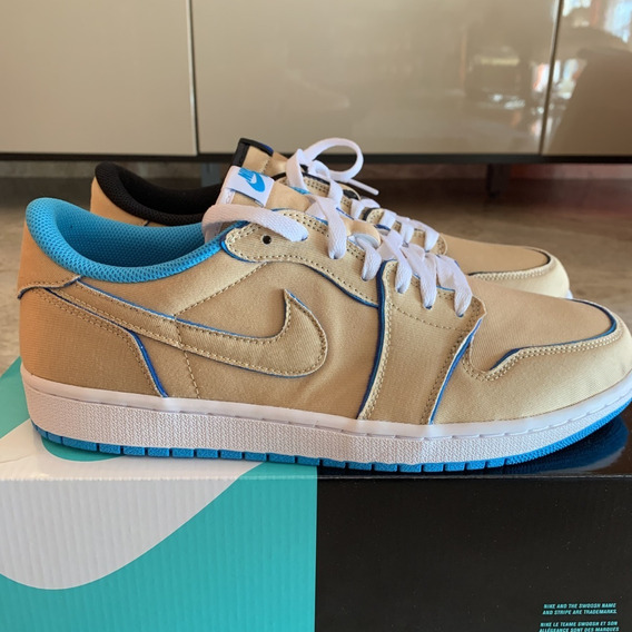 Nike Sb X Air Jordan 1 Low Lance Mountain 8.5us