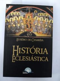 Historia Eclesiastica- Eusebio De Cesarea