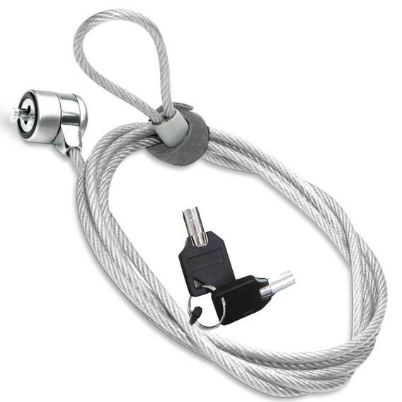Trava De Segurança Hitto Wb-kk607l Com Chave Para Notebook