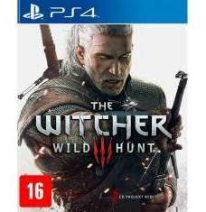The Witcher Ps4 Mídia Digital Primária