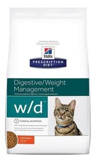 Hills W/d Wd Digestive Weight Management Gato 3.9 Kg