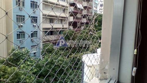 Apartamento À Venda, 1 Quarto, Copacabana - Rio De Janeiro/rj - 5789