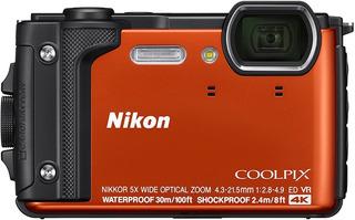Nikon W300 Cámara Sumergible Digital Sumergible Con Pantall