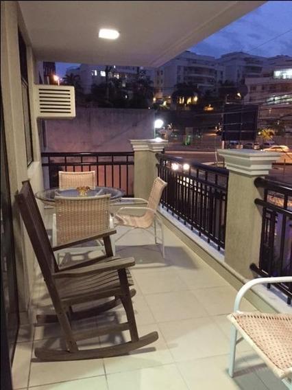 Apartamento Em Piratininga, Niterói/rj De 144m² 4 Quartos À Venda Por R$ 800.000,00 - Ap215874