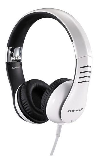 Fone De Ouvido Casio Xw-h2h2 Branco