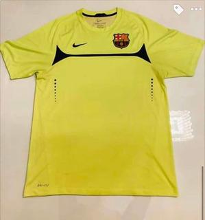 Camisa Barcelona,de Treino,oficial,excelente Estado!!!