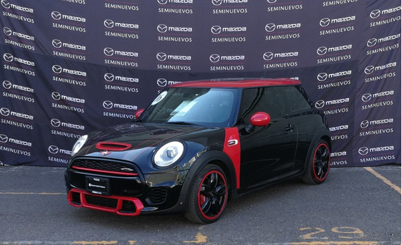 Mini Cooper Jcw Hot Chili Aut 2016 N7203