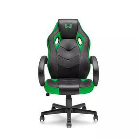 Cadeira Gamer Verde Warrior