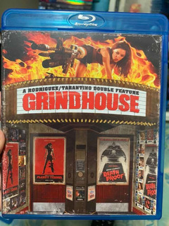 Blu-ray Grindhouse Planet Terror And Death Proof