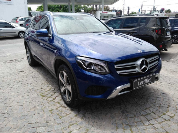 Mercedes Benz Clase Glc 300 4matic 2017 Alpin Sa Neuquen