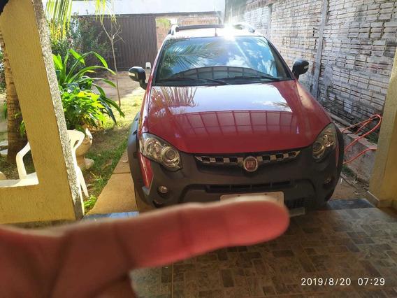 Fiat Strada Adventure 1.8 3 Portas