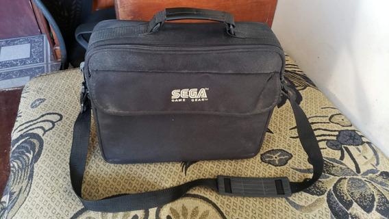 Bolsa Do Sega Game Gear Tudo Bem Conservado R4