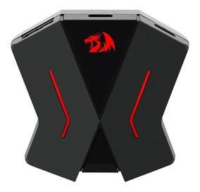 Adaptador Redragon Para Teclado E Mouse Eris Ga-200 Ps4 Xbox