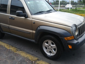 Jeep Liberty Limited 4x2 At 2007