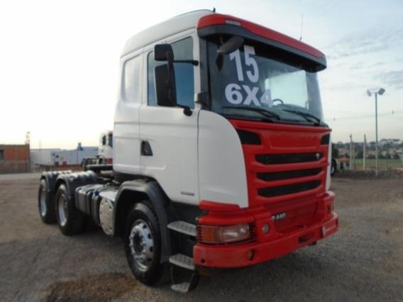 Scania G 440 6x4 2015/2016 Bug Pesado 390.121km