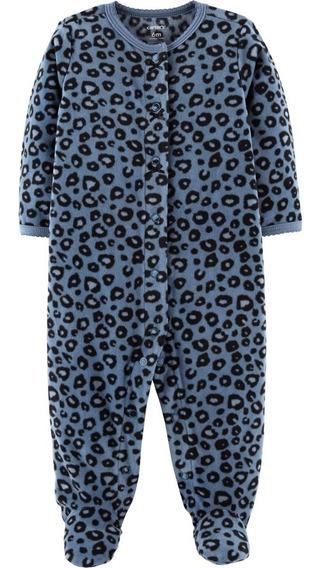 Carters Pijamas Bebés Nenas Leopardo