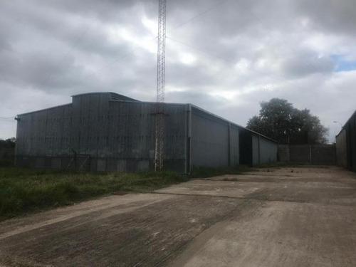 Venta Local Industrial Y Depósito En Zona Belvedere