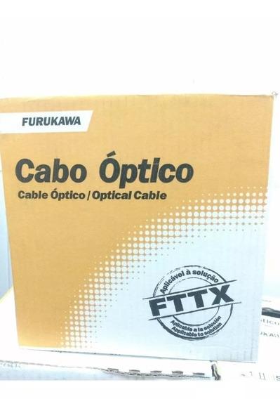 Cabo Low Friction 500m Fibra Optica Furukawa Barato !!