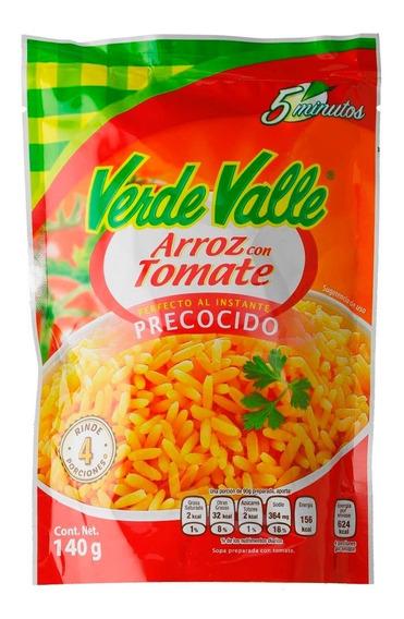 Arroz Instantáneo Verde Valle Con Tomate 140 Gr