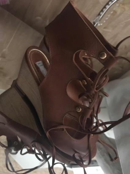 Sapato Marca Parô Couro