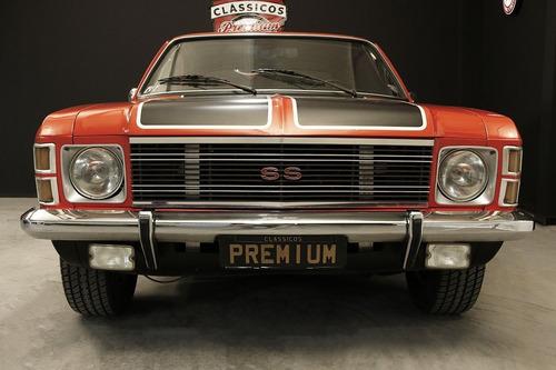 Imagem 1 de 12 de Chevrolet Opala Ss 1977 77 - Original - 6 Cilindros - Coupe