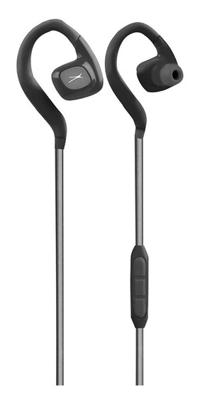 Fone De Ouvido Bluetooth Altec Mzx499n-blk Ideal Para Sport
