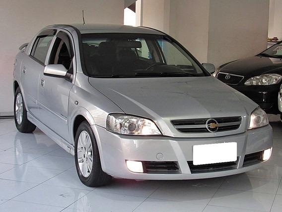 Chevrolet Astra 2.0 Mpfi Elegance Prata 8v Flex 4p Aut. 2005