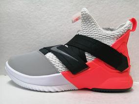 Tenis De Basquetbol Nike Lebron Soldier 12 Sfg Originales.
